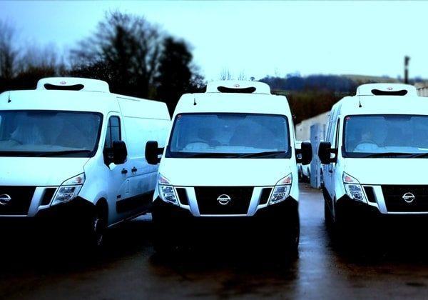 fridge vans for sale