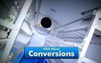 refrigerated van conversions