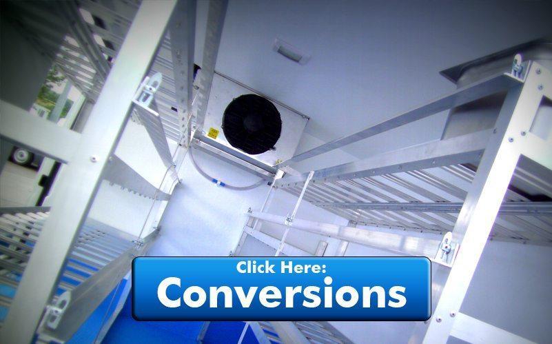 fridge van conversions