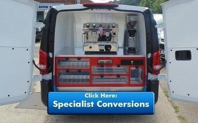 catering van conversions