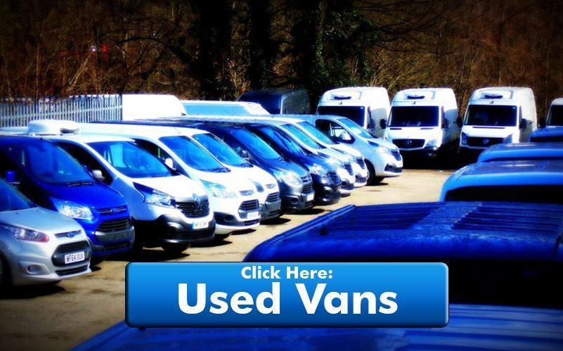 Used Fridge Vans