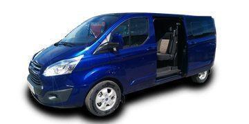Ford Custom Crew Van