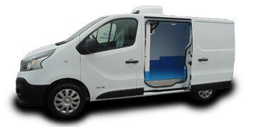 Renault Trafic Fridge Van