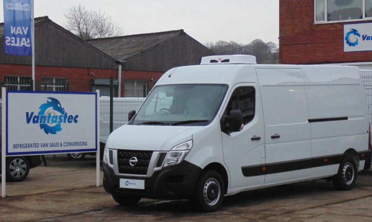 Nissan NV400 Freezer Van