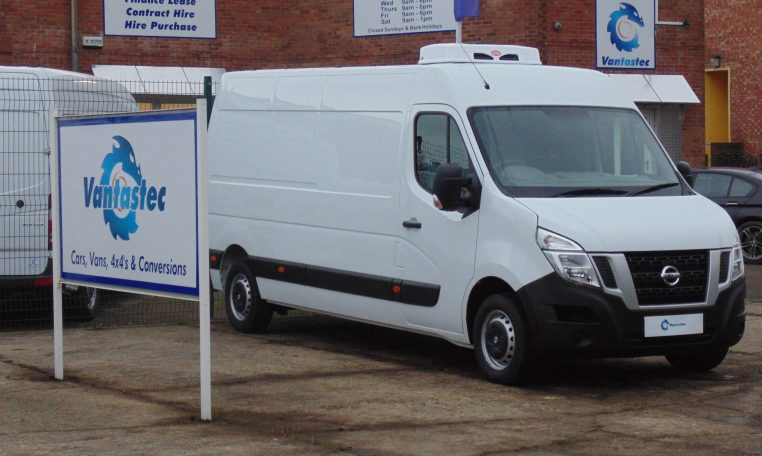 Nissan NV400 Fridge Van