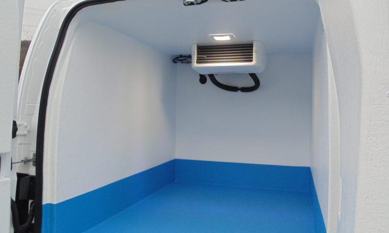 Nissan NV200 Freezer Van