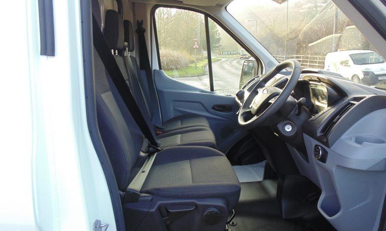 Ford Transit Refrigerated Van