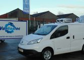 Nissan e-NV200 Electric Refrigerated Van