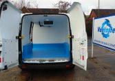 Ford Custom Base Fridge Van