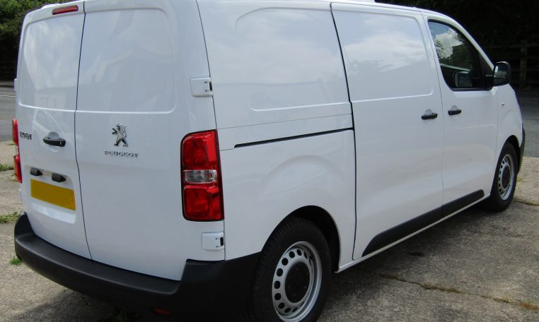 Peugeot Expert Fridge Van