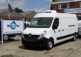 Renault Master Fridge Van
