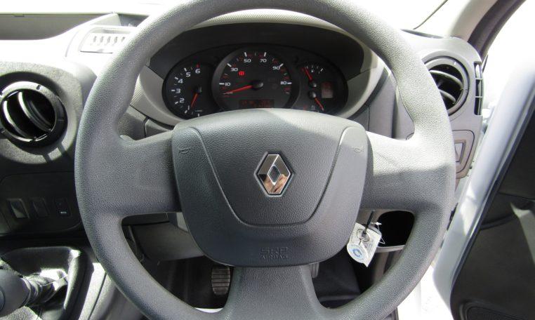 Renault Master Fridge Van