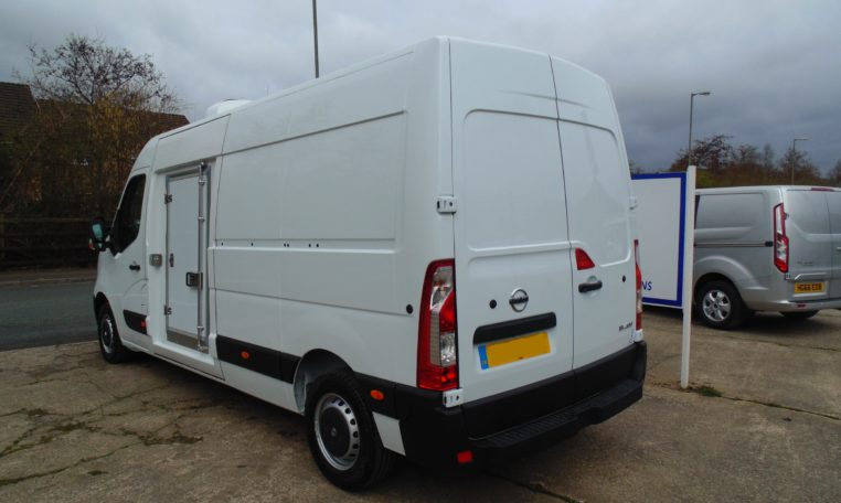 Nissan NV400 Freezer Van