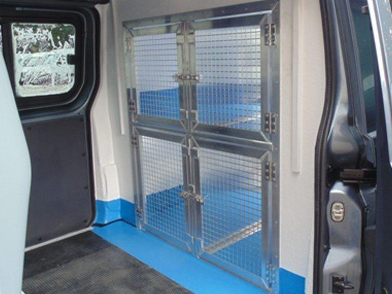 Dog Van Conversion
