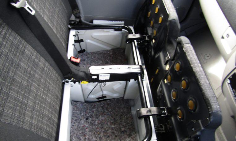 Merc Sprinter Fridge Van