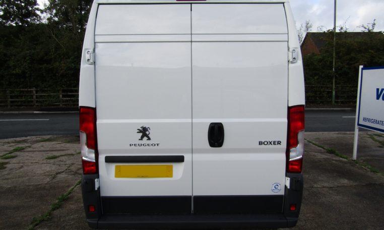 Peugeot Boxer Refrigerated Van