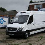 Mercedes Sprinter Refrigerated Van