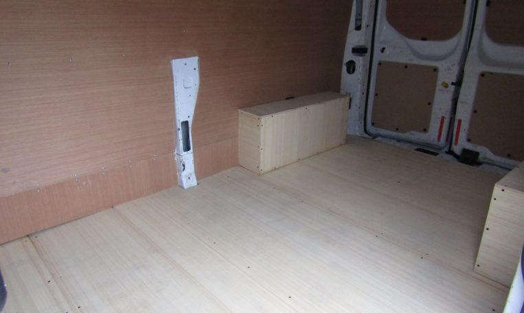 Ford Transit Custom Panel Van