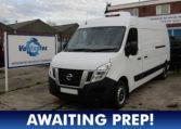 Nissan NV400 Frozen Van