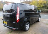 Ford Custom Polyshield Van
