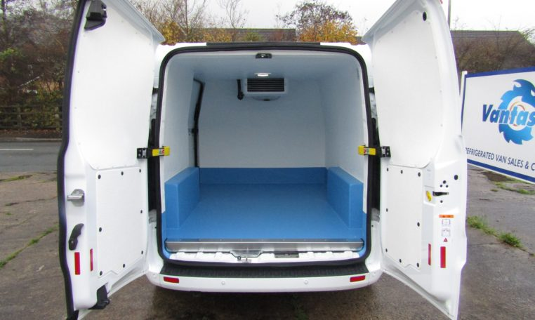 Ford Custom Limited Fridge Van
