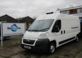 Citroen Relay Chiller Van