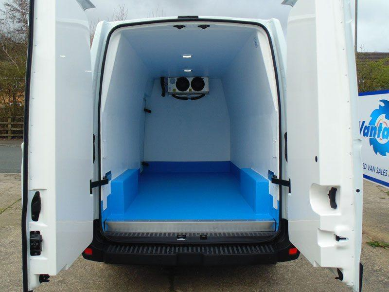 freezer van conversions