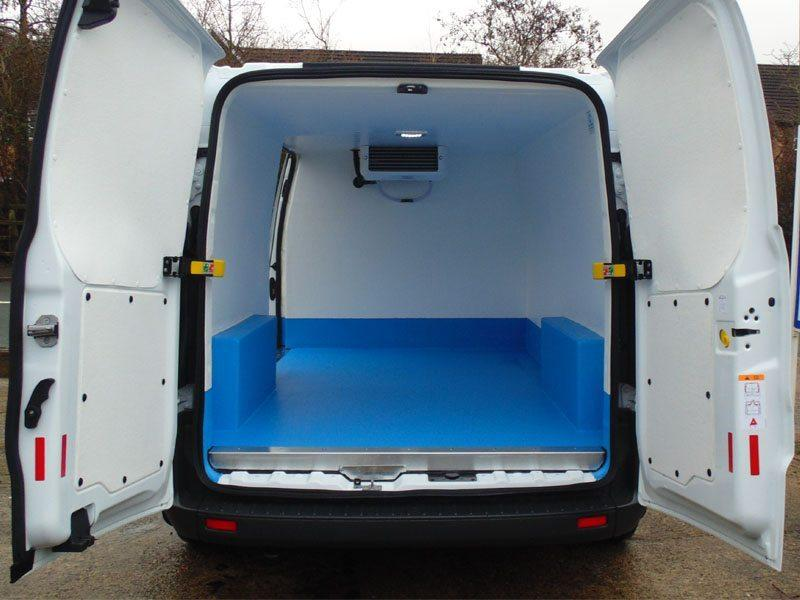 fridge van conversions