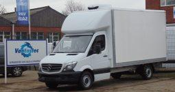2017 Mercedes Sprinter Luton Fridge
