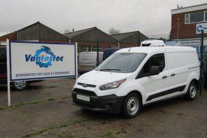 Ford Connect Fridge Van