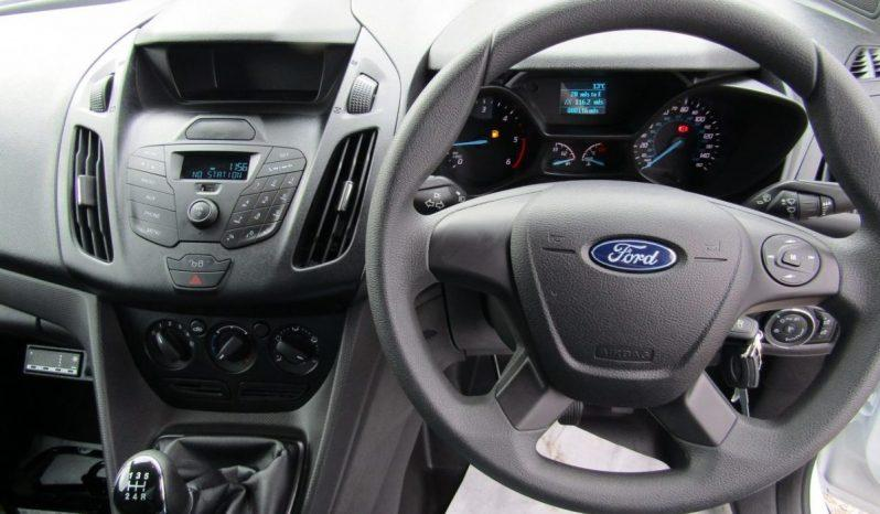 Ford Connect Refrigerated Van full