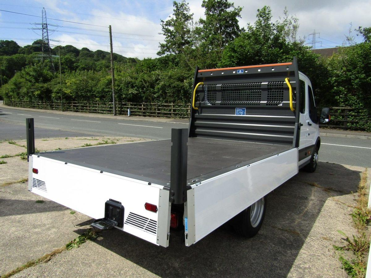 tippers & dropsides