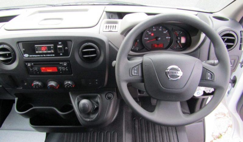 Nissan NV400 L3H2 130PS SE Fridge Van EURO 6 full