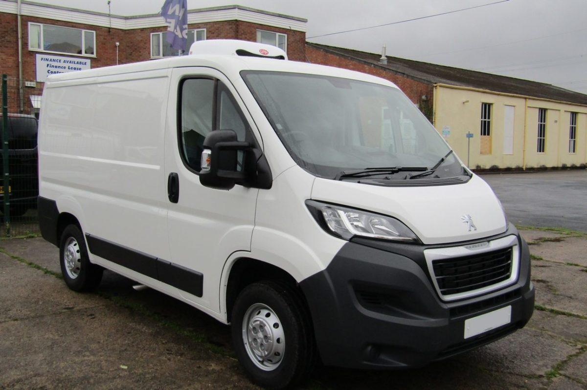 peugeot boxer refrigerated van new used fridge vans. Black Bedroom Furniture Sets. Home Design Ideas
