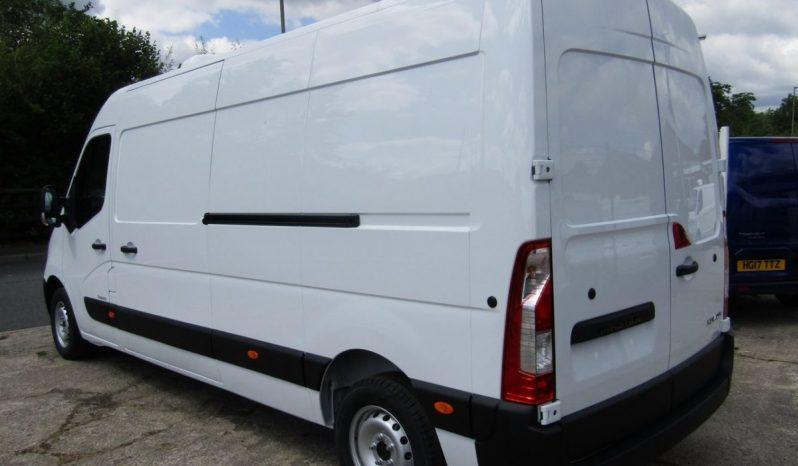 Renault Master Refrigerated Van full
