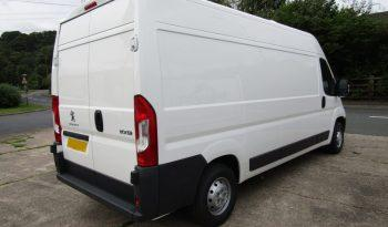 Peugeot Boxer Fridge Van full