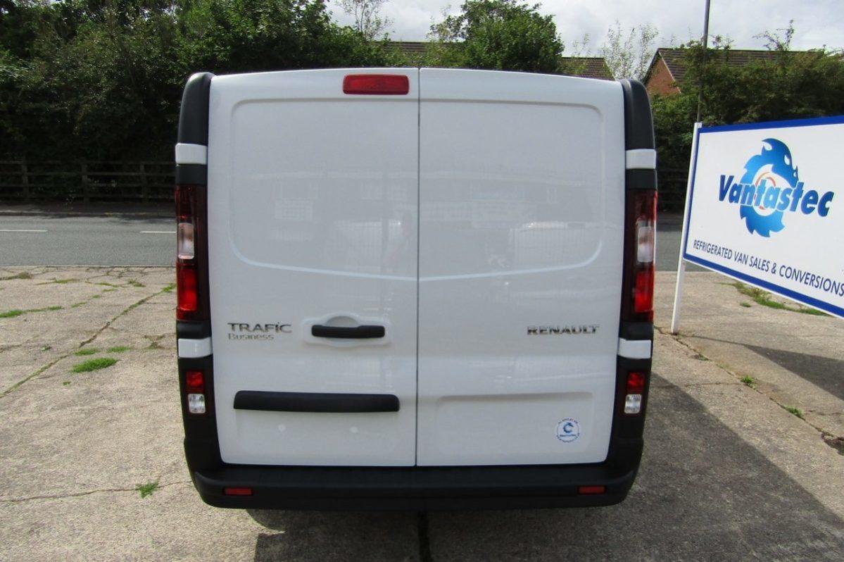 aadddaffee Renault Trafic Fridge Van - New and used refrigerated vehicles