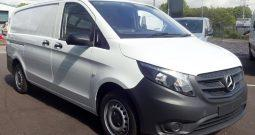 2017 Mercedes Vito Refrigerated Van
