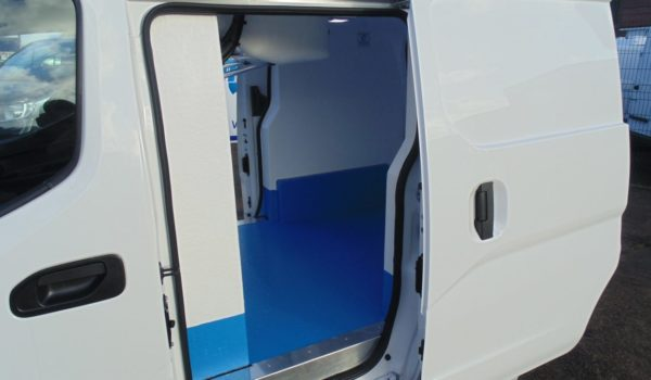 Nissan NV200 Fridge Van