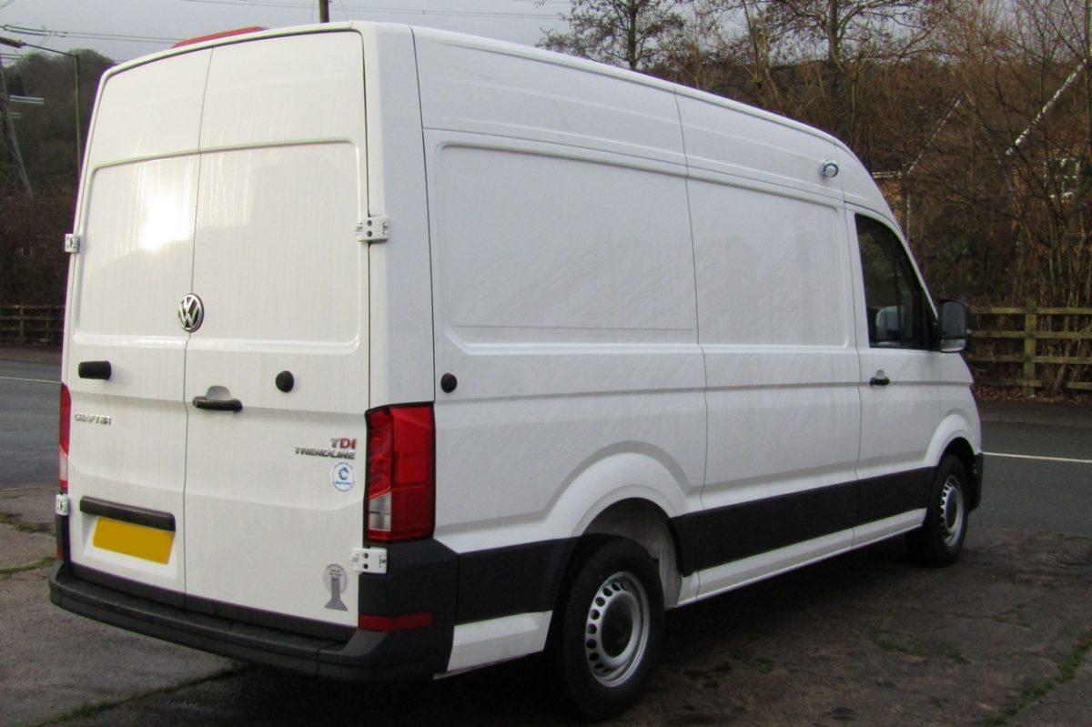 vw crafter fridge van quality new used refrigerated vans. Black Bedroom Furniture Sets. Home Design Ideas
