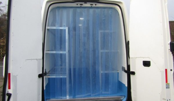 VW Crafter Fridge Van