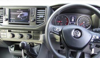 VW Crafter Fridge Van full