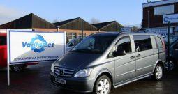 Mercedes-Benz Vito Crew Van