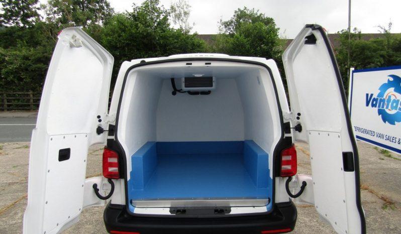 VW Transporter Fridge Van full