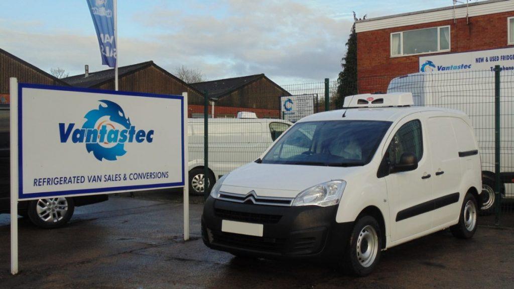 Citroen Berlingo Refrigerated Van