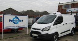 FORD TRANSIT CUSTOM L1H1 FRIDGE VAN