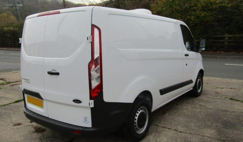 FORD TRANSIT CUSTOM L1H1 FRIDGE VAN full
