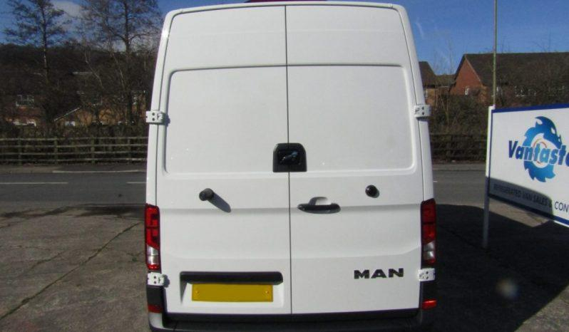 MAN TGE Fridge Van full