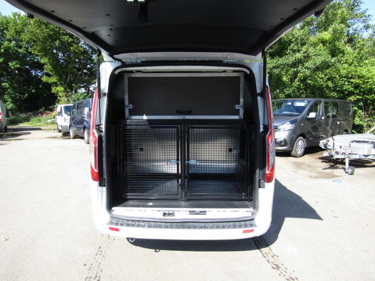 Animal Van Conversion | Vantastec