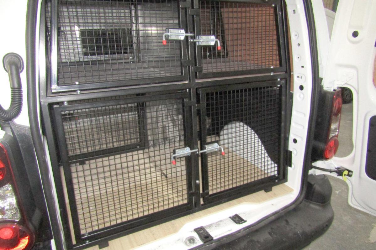 Dog Van Conversion | Vantastec